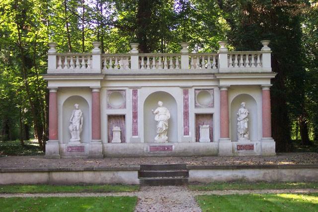 Italienischer Garten Schloss Blankensee