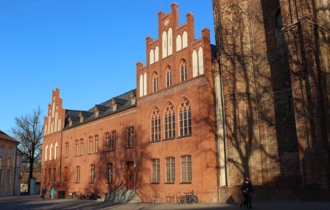 Ritterakademie Brandenburg, Foto F. Kaulbars